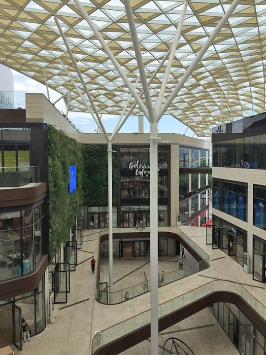 Centre commercial du Prado - Marseille