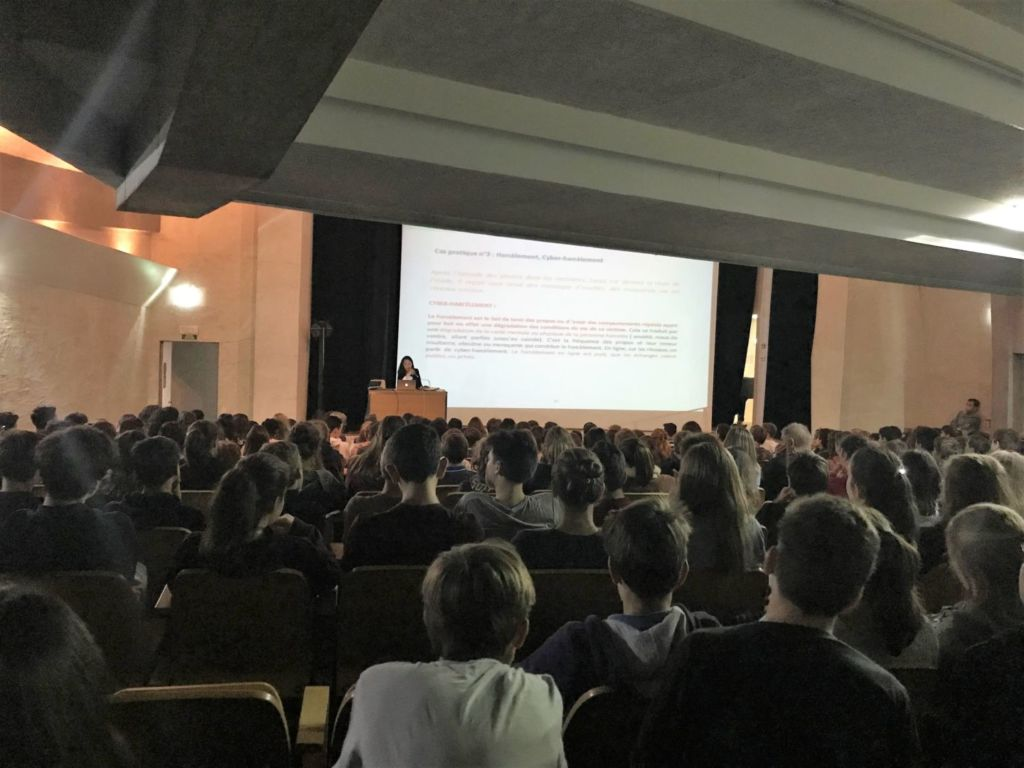 20181004 collège sainte marie intervention théâtre