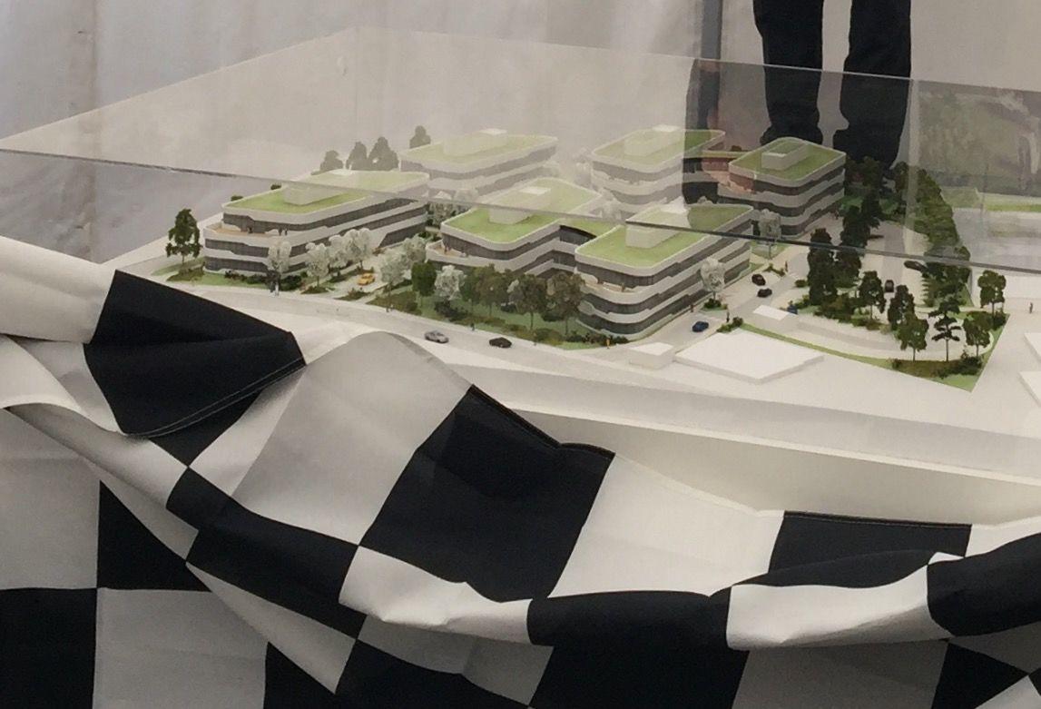 20181109 pose 1ere pierre racing park 13 maquette